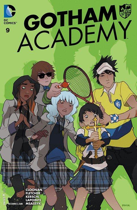 Gotham Academy #9