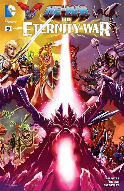 He-Man – The Eternity War #9