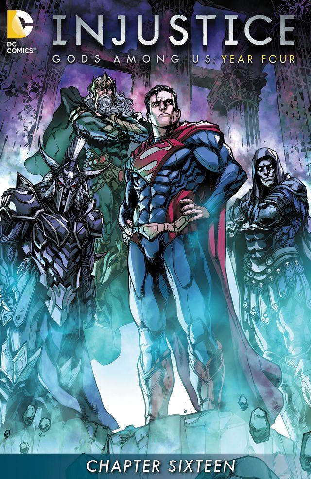 Injustice – Gods Among Us – Year Four #16