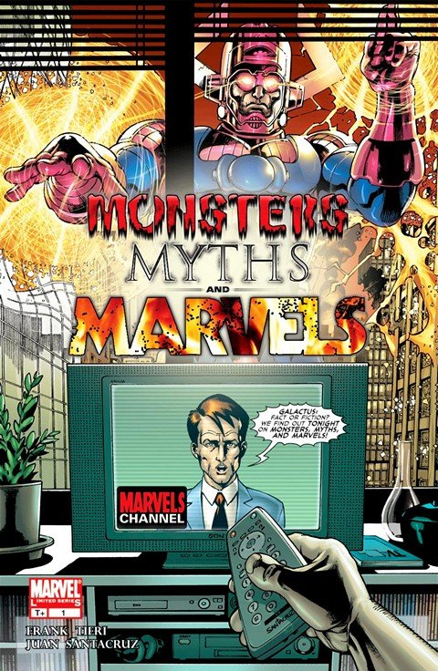 Monsters, Myths and Marvels