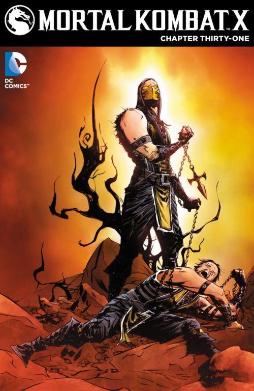 Mortal Kombat X #31