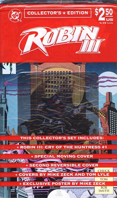 Robin III – Cry of the Huntress #1 – 6