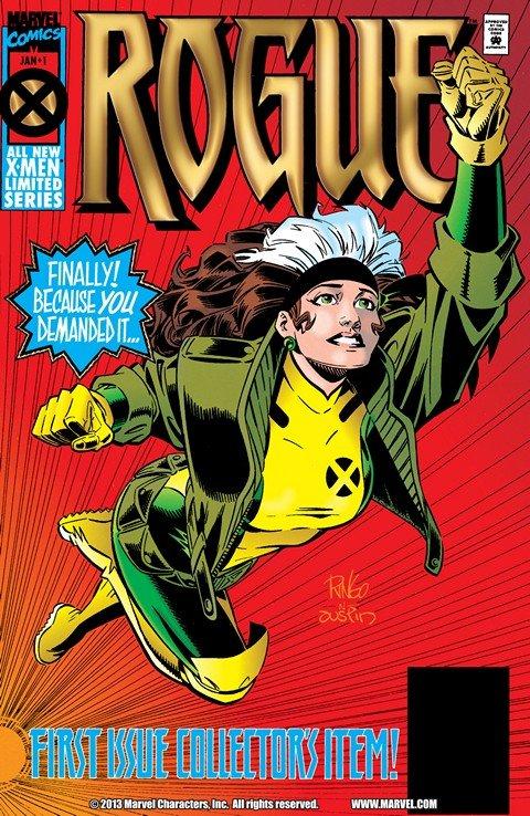 Rogue #1 – 4 (1995)