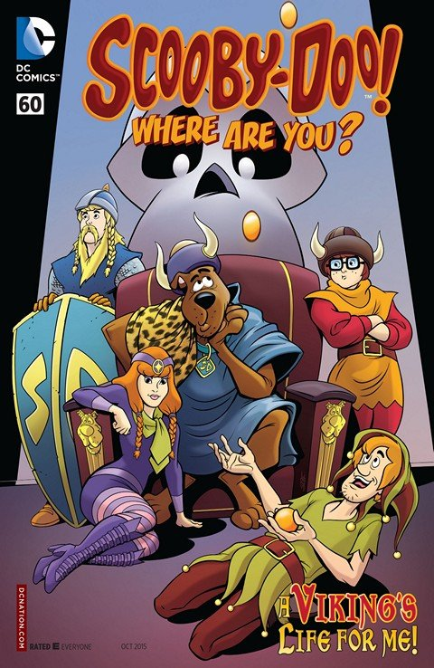 Scooby-Doo, Where Are You #60