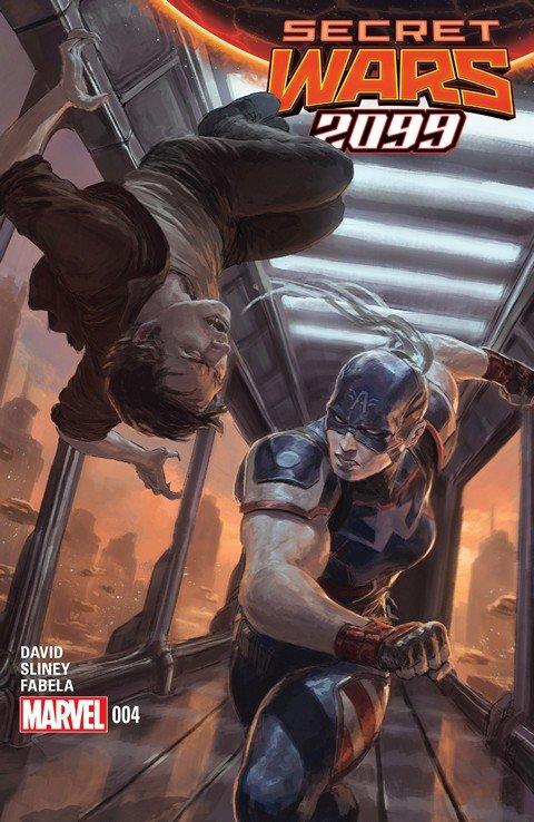 Secret Wars 2099 #4