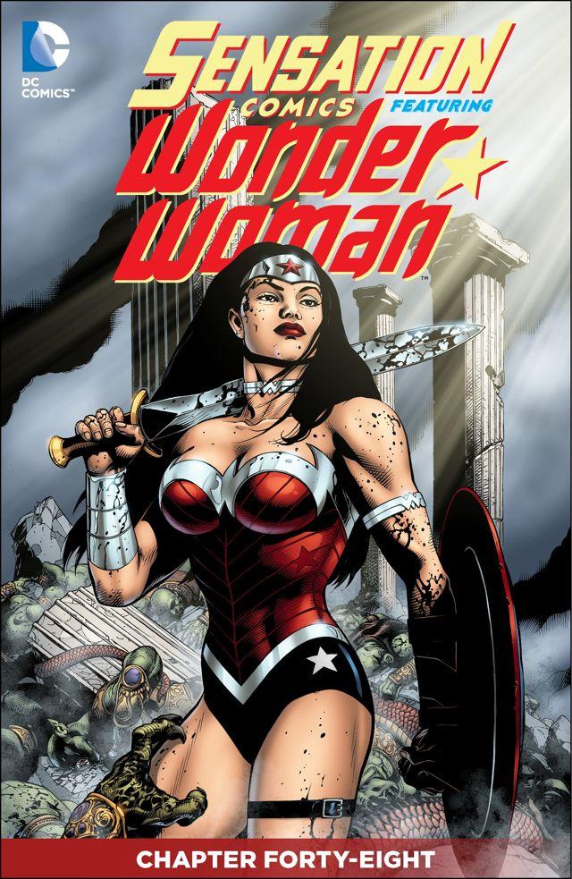 Sensation Comics Featuring Wonder Woman #48