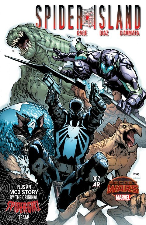 Spider-Island #2