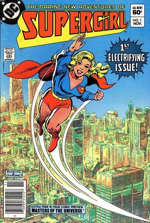Supergirl Vol. 2 #1 – 23