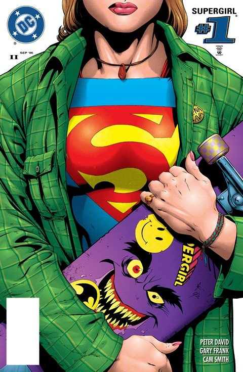 Supergirl Vol. 4 #1 – 80 + Extras