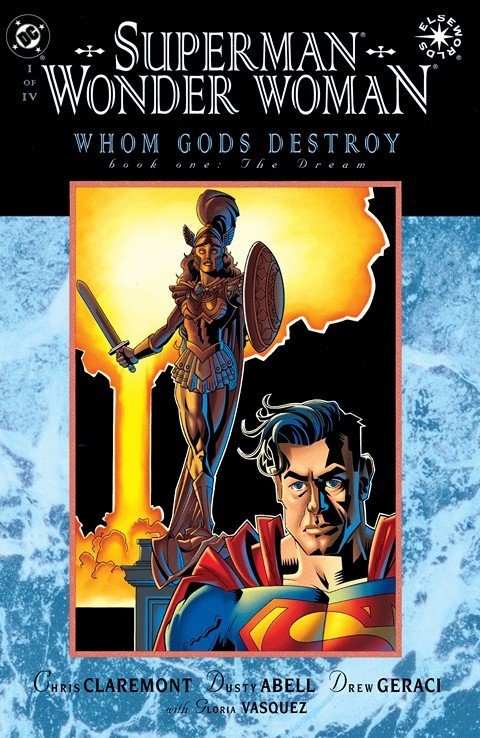 Superman-Wonder Woman – Whom Gods Destroy #1 – 4