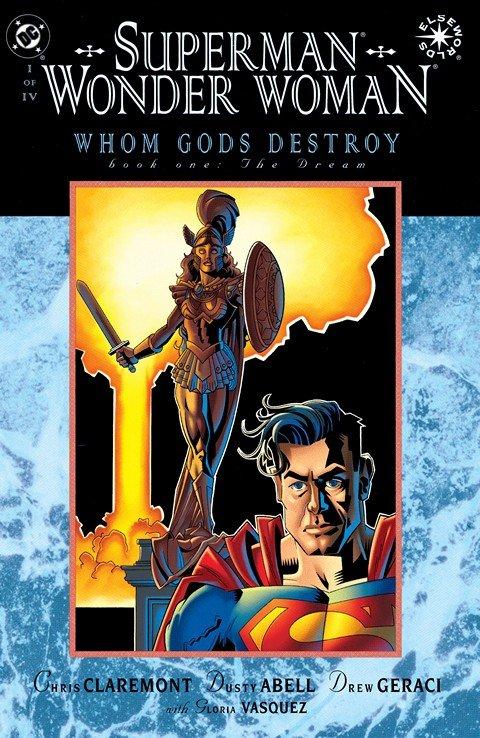 Superman-Wonder Woman – Whom Gods Destroy #1 – 4