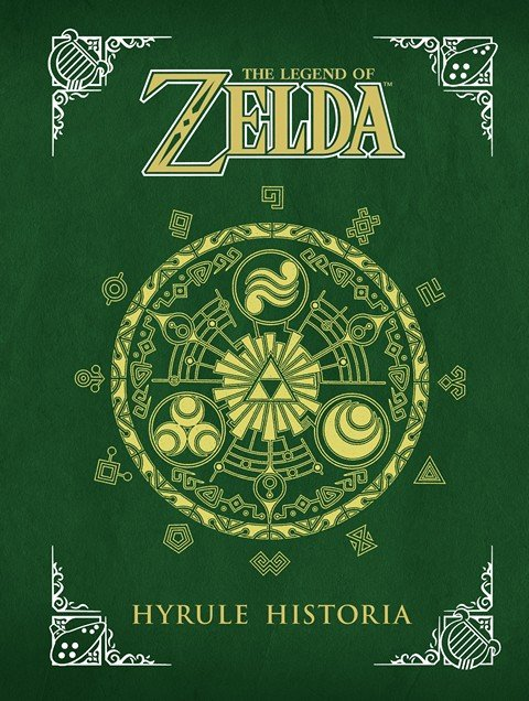 The Legend of Zelda – Hyrule Historia (2013)
