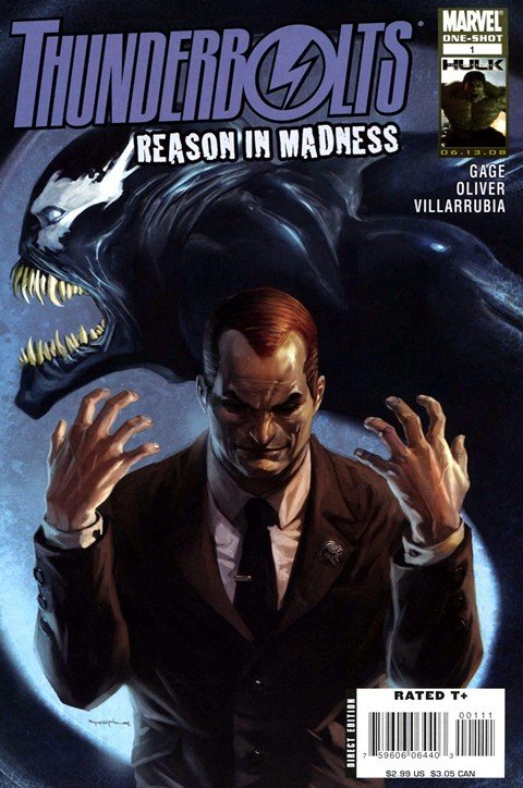 Thunderbolts – Reason in Madness #1