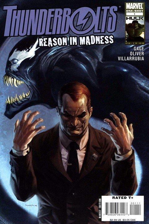 Thunderbolts – Reason in Madness #1