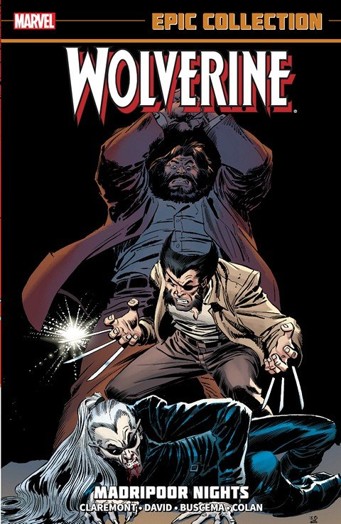 Wolverine Epic Collection – Madripoor Nights (2014)