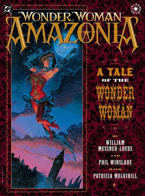 Wonder Woman – Amazonia (1997)
