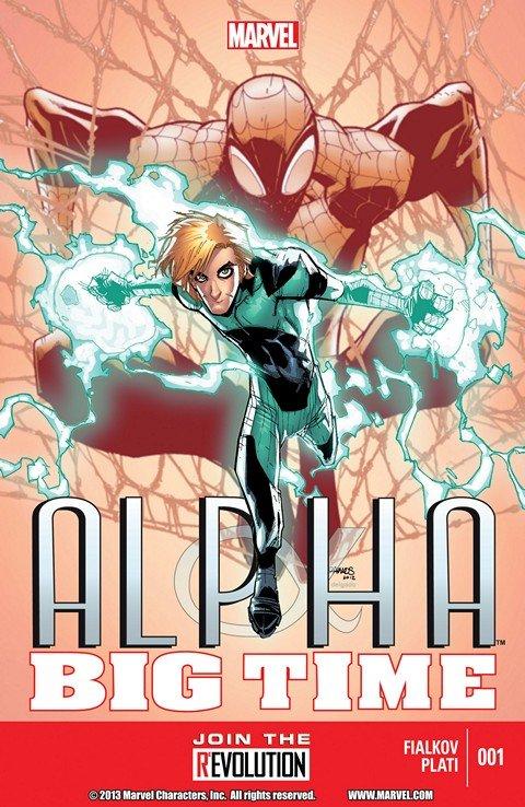 Alpha – Big Time #0.1 – 5 (2013)