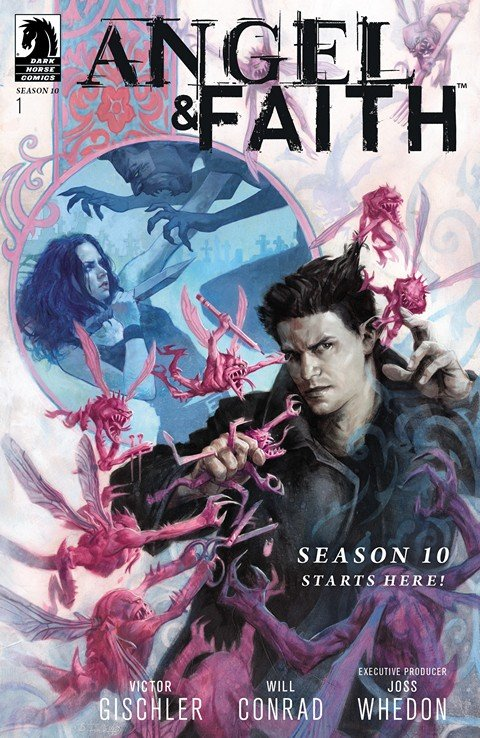 Angel & Faith Season 10 #1 – 17