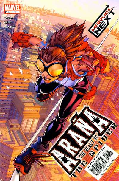 Araña – The Heart of the Spider #1 – 12 + TPB Vol. 1 – 3 (2005-2006)