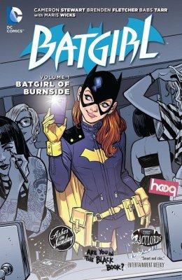 Image result for batgirl 2015 volume 1
