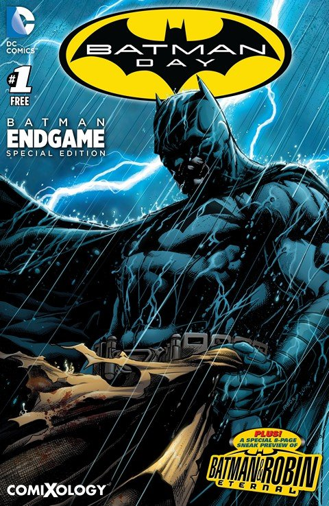 Batman – Endgame Special Edition #1