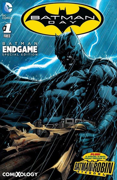 Batman – Endgame Special Edition #1