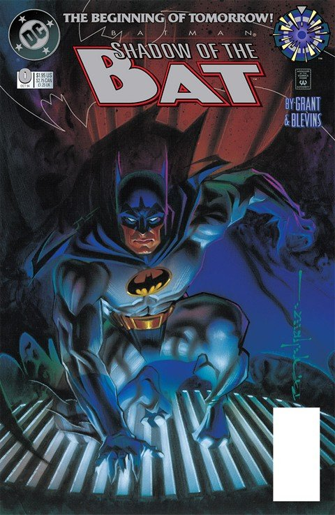 Batman – Shadow of the Bat #0 – 94 + Annuals