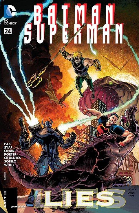 Batman – Superman #24