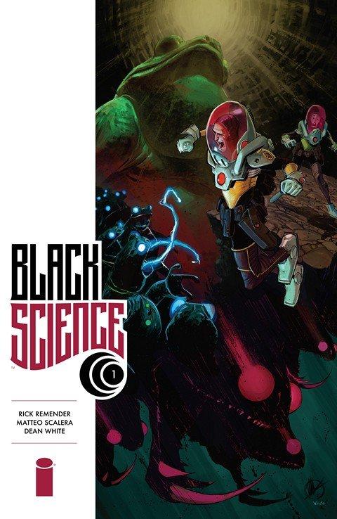 Black Science #1 – 43 (2013-2019)