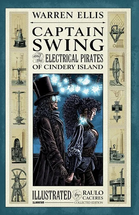 Captain Swing and the Electrical Pirates of Cindery Island (2010)