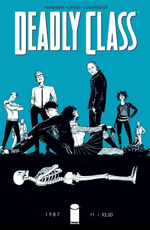 Deadly Class #1 – 17 + TPB Vol. 1 – 2