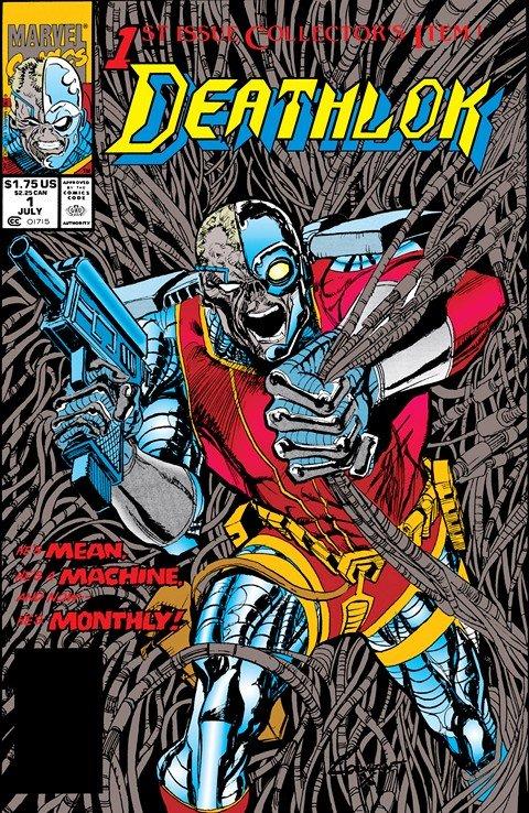 Deathlok Vol. 2 #1 – 15