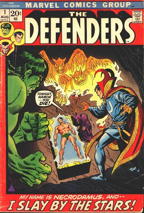 Defenders (Collection) (1972-2011)