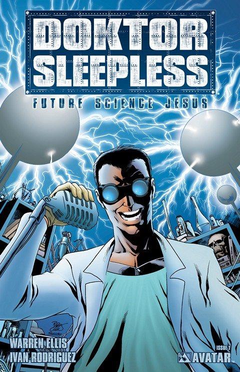Doktor Sleepless #1 – 13 (2007-2009)