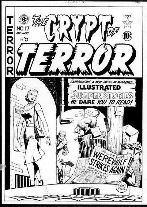Entertaining Comics (EC Comics) (Collection)