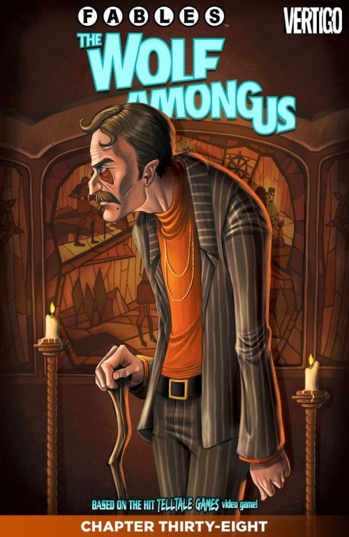 Fables – The Wolf Among Us #38