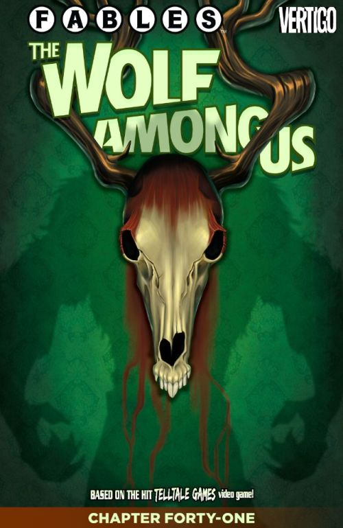 Fables – The Wolf Among Us #41