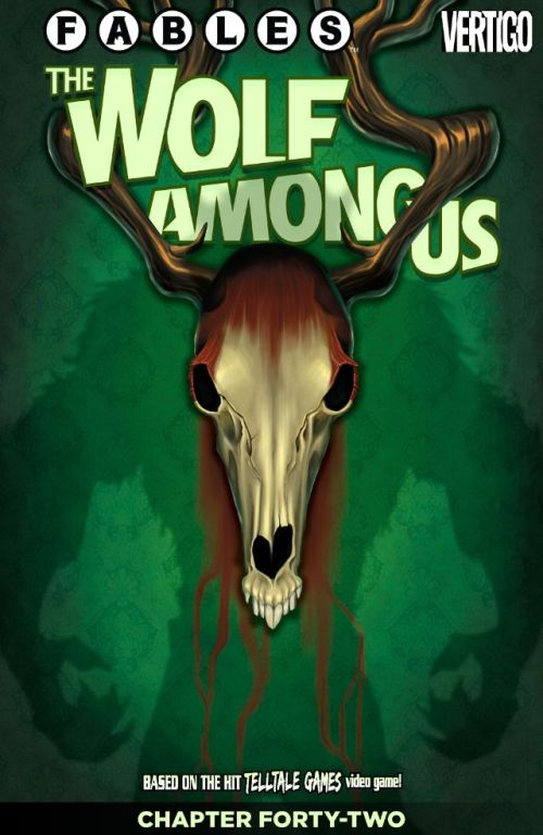 Fables – The Wolf Among Us #42