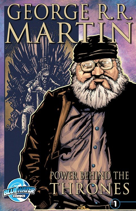 George R.R. Martin – Power Behind the Thrones