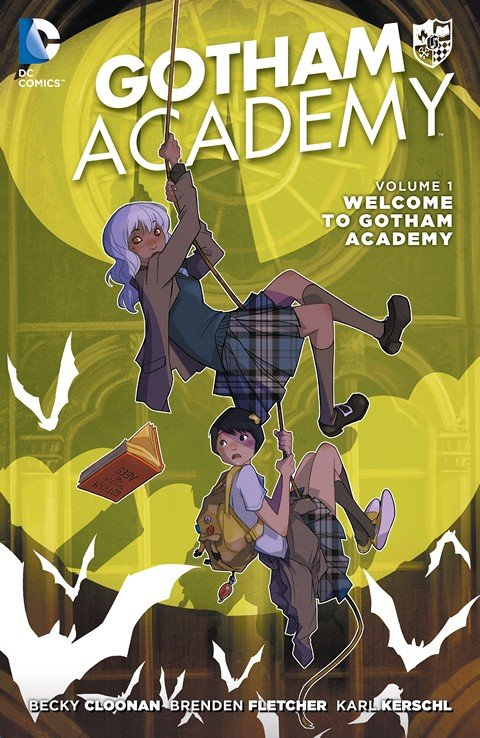 Gotham Academy Vol. 1 – Welcome to Gotham Academy