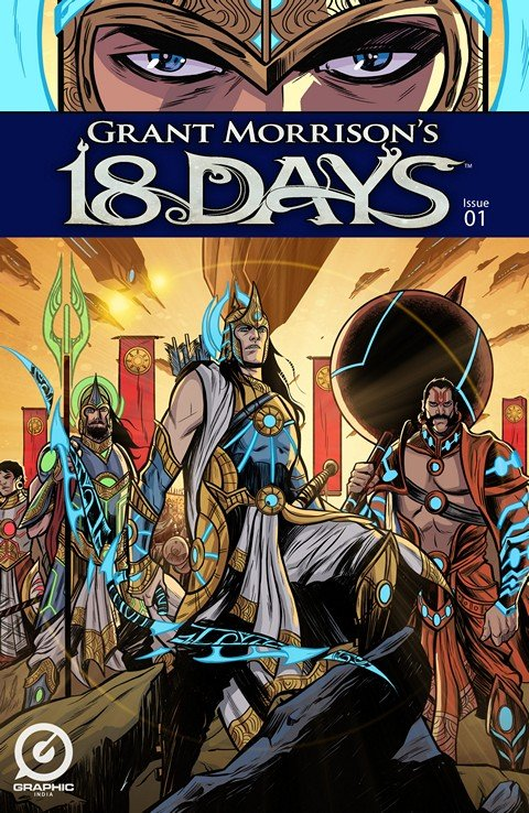 Grant Morrison's 18 Days #1 – 10