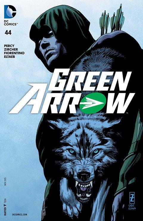 Green Arrow #44