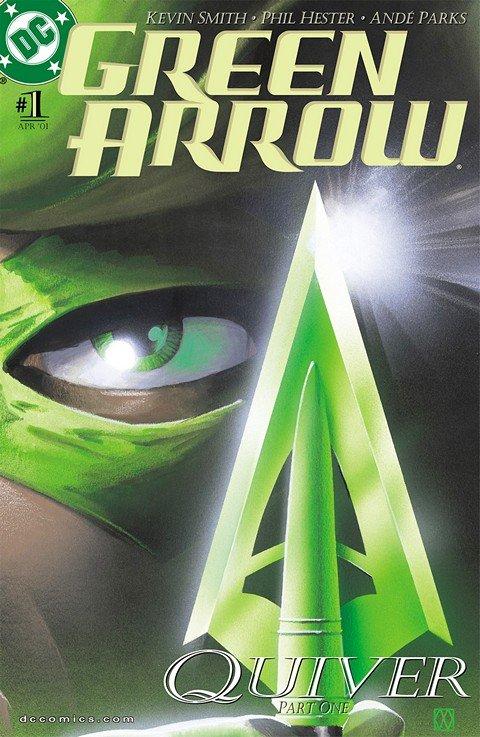 Green Arrow – Quiver