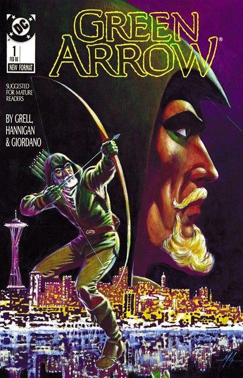 Green Arrow Vol. 2 #0 – 137, 1000000 + Annuals #1 – 7 (1988-1998)