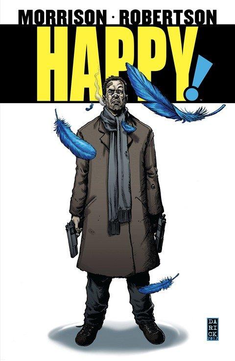 Happy! #1