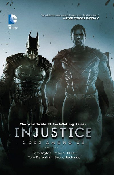 Injustice – Gods Among Us (Year 1 – 5 + Ground Zero + Injustice 2) (Complete Collection) (2013-2017)