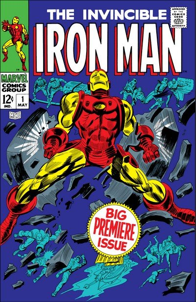 Iron Man (Chronological Issues Collection) (1959-2017)