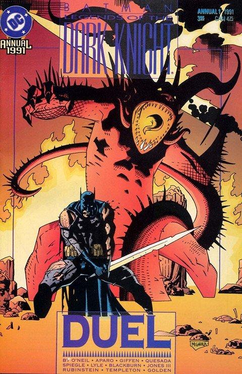 Legends of the Dark Knight (Annuals)