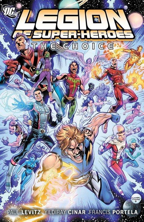 Legion of Super-Heroes Vol. 1 – 2 (TPB)