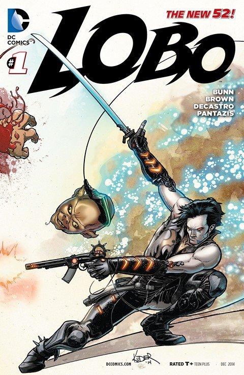 Lobo #1 – 10 + Annual